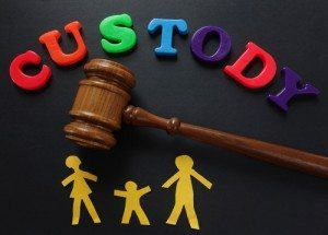 attorney for help with child custody issue